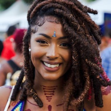 Dreadlocks : les plus beaux looks du moment